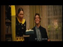 Black and yellow stripes - Louisa Birthday Present - Me Before You 2016 - Emilia Clarke - 1080p