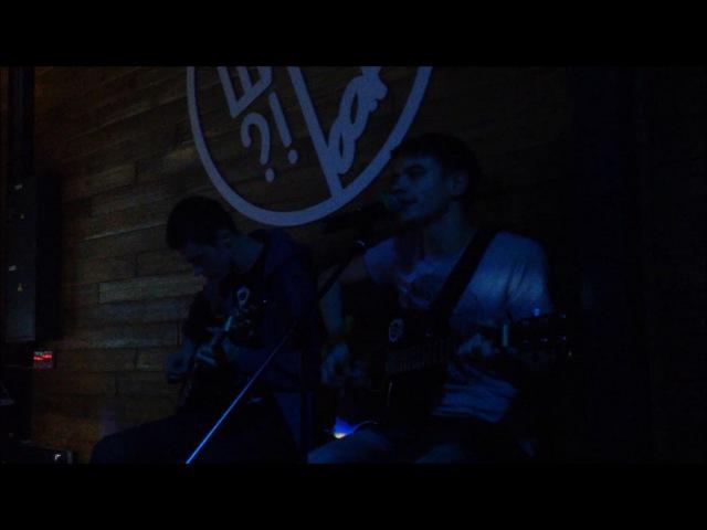 Apologiz Вселенная Бесконечна live cover Noize MC Шиза