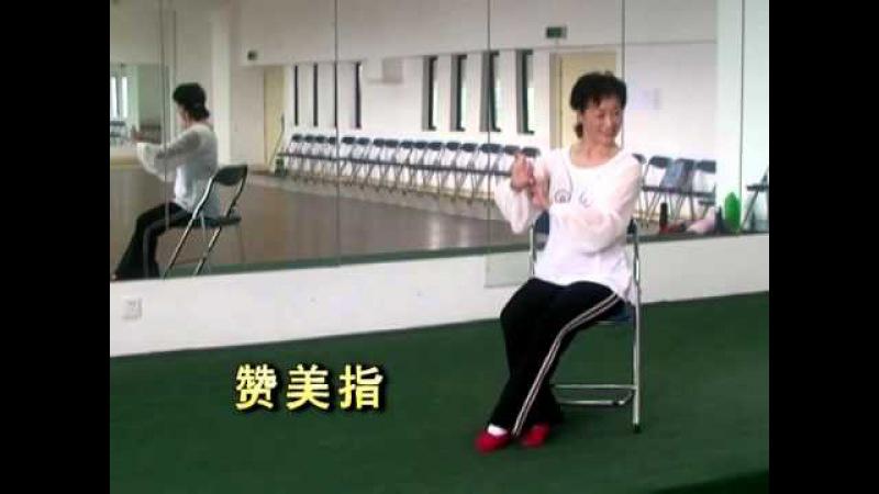 B06越剧自学 基本功教材(裘鑫琴)--节目课示范教材--花旦掌上组合 筱钟yueju(流30021