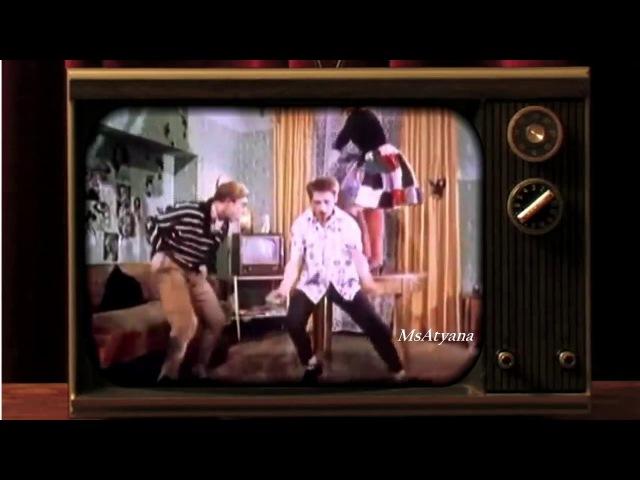 Ретро 60 е Джеки Уилсон и советские стиляги клип