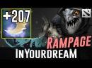InYourdreaM Slark RAMPAGE Dota 2