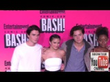 Cole Sprouse and Riverdale Cast at the Entertainment Weekly San Diego Comic Con Party