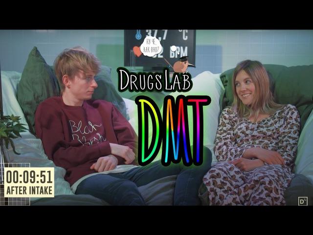 ДМТ / DMT - молекула духа? | Drugs Lab на русском от Yap Kiwi! 18