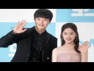 [풀영상] 박혜수·연우진 '내성적인 보스' 제작발표회 (Introvert Boss, Park Hye Su, 연우진, 박혜496