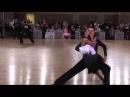 Танец румба в исполнении чемпионов. Чемпионы по латино-американским танцам танцуют Румба.