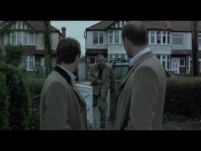Snatch: Boris really pissed off now