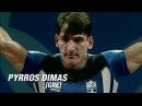 The greatest Pyrros Dimas!