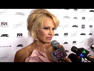 TIFF 2016: Pamela Anderson's Views on Porn and Mike Tyson's Ice Cream Incident