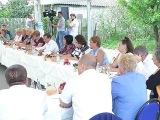 Премьер министр Дмитрий Медведев обсудил с курскими садоводами новый закон