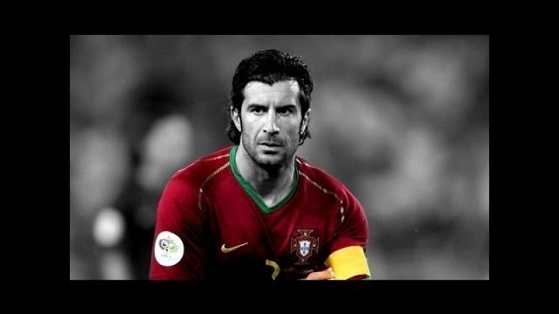 Luis Figo ● The Legend ● Epic Skills