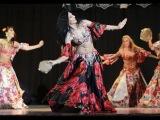 Arabic Gypsy belly dance fusion by Amira Abdi 24.07.2015