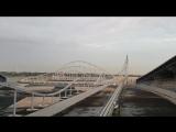 ОАЭ, Абу-Даби, самые скоростные Американские горки в мире (от 0 до 240 км/ч за 4,8 сек