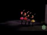 Детская группа Динары Мустафиной на отчётном концерте Iridan 04.06.2016