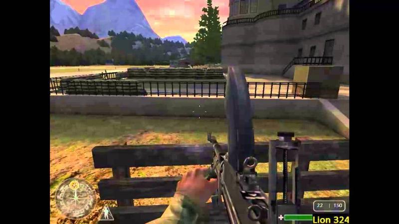 Прохождение игры Call of Duty Мисиия 12 Збить самолеты