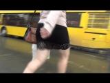 SEXy Girl in Mini Skirt !!! BIG ASS !!! Очень ШИКарная девушка в короткой юбке и с Большой попой !!! Part Three