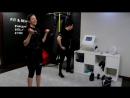 Небольшой видео отчёт о тренировке модели, которая является лицом московской недели моды #MFW Алисы Тагинцевой.
