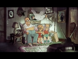 Sylvain Chomets making of The Simpsons couch gag