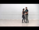 Видео-уроки Буги-вуги (Boogie-woogie). Beginners. Lesson 14. Pop-turn (eng subs).