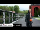 Съемка для Fashion Gallery Almaty Модель агентства Pro fashion