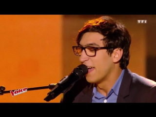 Vincent Vinel – Lose Yourself (Eminem) (кавер) The Voice 2017 ¦ Blind Audition