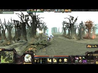 RAMPAGE MopsterS - Phantom Lancer (comeback)