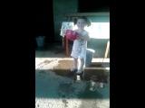 Самира купается 😂