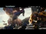 Transformers׃ The Last Knight - TV Spot #37 Torture
