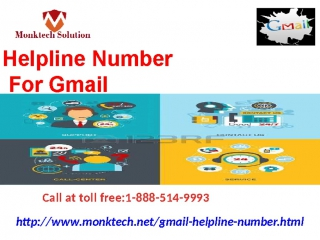 Instant help from Helpline Number For Gmail 1-888-514-9993