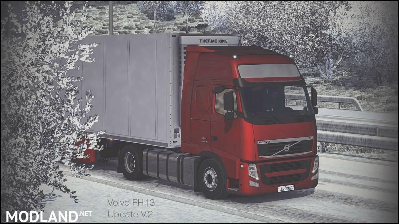 Грузовик Volvo FH13 440