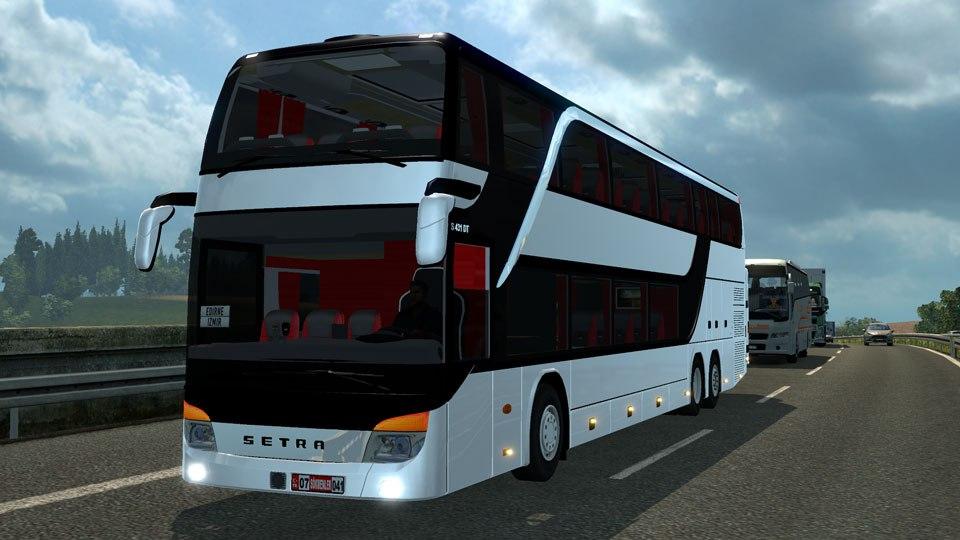 Автобус Setra 431 v3.1