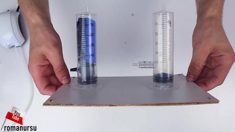 Как сделать мини паяльную горелку/How to make a mini soldering torch