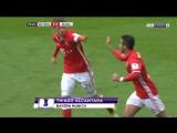 Чемпионат Германии 2016-17 / Лучшие голы 30-го тура / Топ-5 [HD 720p]