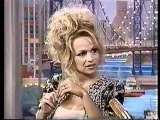 Pam Anderson on Rosie O'Donnell Show interview