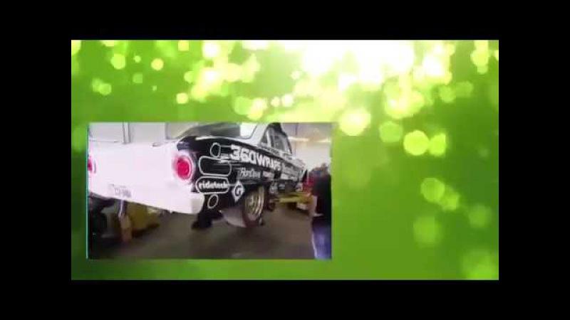 Быстрые и громкие - 7 сезон 11 серия. Ford Coupe. Часть 2