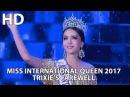 (HD) Miss International Queen 2017 Trixie's Farewell