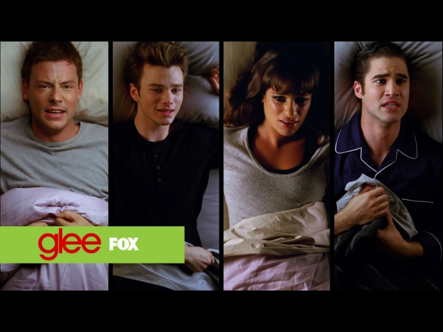 Glee - don't speak.