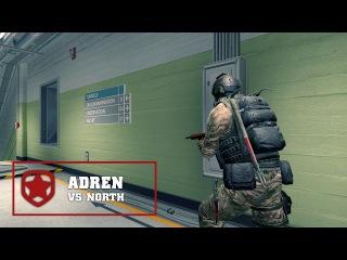 Gambit AdreN vs North @ DreamHack Masters Las Vegas