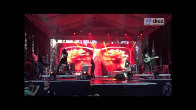 Carla's Dreams My Girl Coke Live 2016