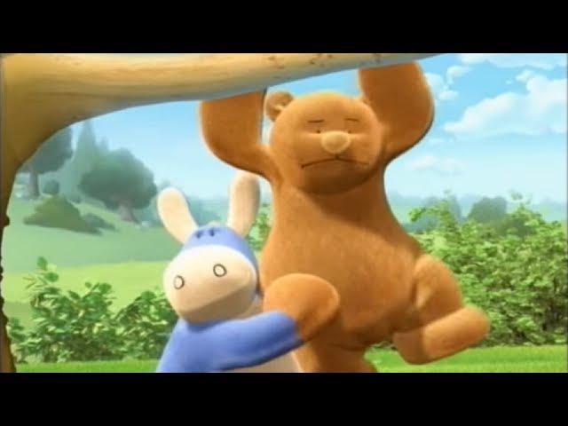 Медвежонок Нуки и его друзья - Все серии подряд - Сборник 4 - Развивающие мультики ...
