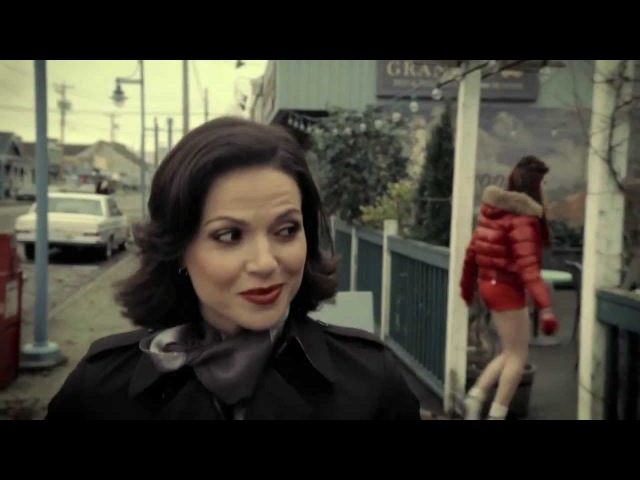 OUAT 2 17 Regina Welcome to Storybrooke Day 1