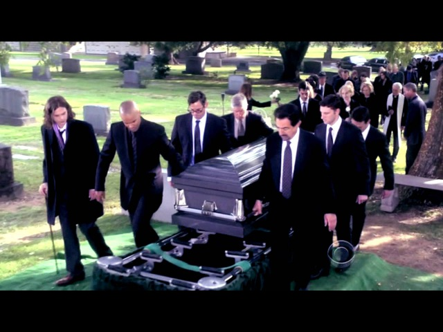 Criminal Minds| The funeral
