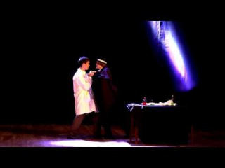 Akihabara 9 057 Дзихико Накаджима и Аррэн Такаяма - Странная история доктора Джекилла и мистера Хайд
