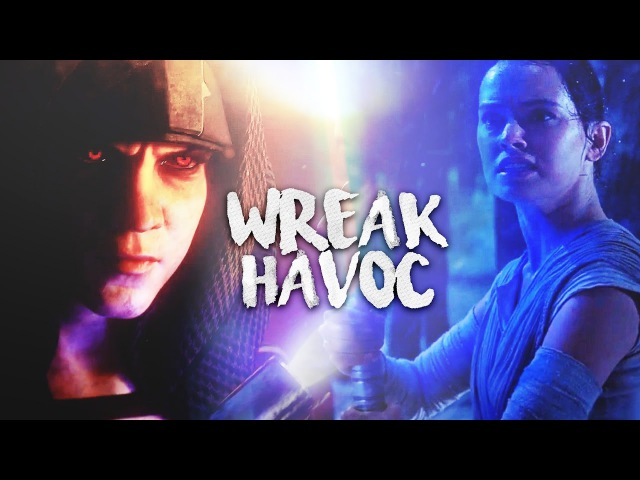 Star Wars Ladies | Wreak Havoc