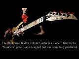 Carvin Guitars Jason Becker's JB24