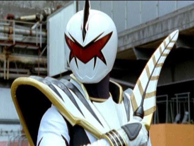 Power Rangers Dino Thunder - Power Rangers vs Evil White Ranger (Episodes 11-30)