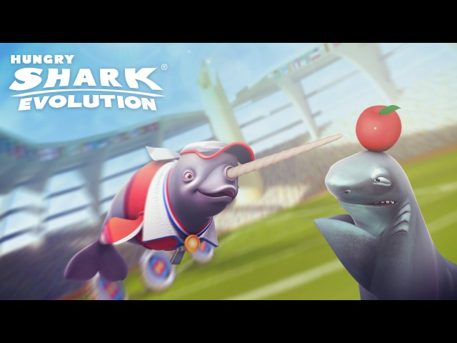Hungry Shark Evolution Trailer (2015) (GP)