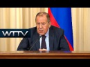 Russia: West is finding 'excuses' not to investigate chemical attack allegations - Lavrov