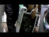 Замена насоса на стиральной машинке SAMSUNG S821