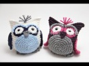Bean Bag Owl Assembly Instructions - FREE Crochet Pattern available