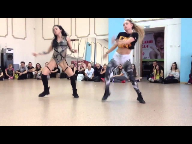 DHQ Fraules and DHQ Lua Workshop at Siberian Pumped